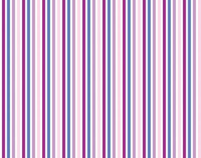Vinilo Streifenmuster Hintergrund lila rosa balu