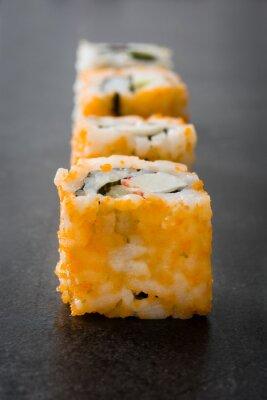 Vinilo Sushi. comida japonesa