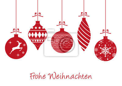 Vinilo Tarjeta de Navidad