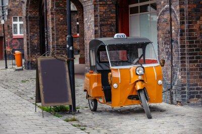 Vinilo Taxi