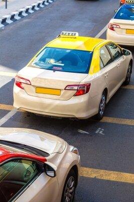 Vinilo Taxi en Dubai