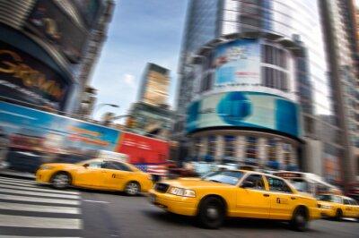 Vinilo Taxis - Nueva York, EE.UU.