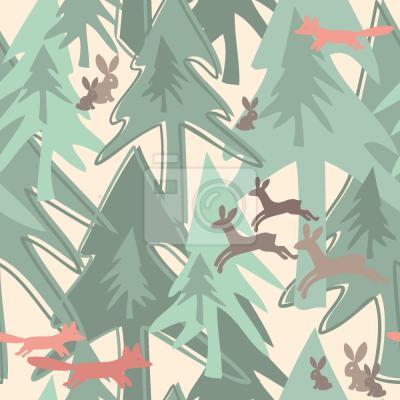 Vinilo Temporada en el bosque cambiante