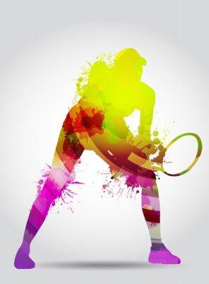 Vinilo Tenis, competizione, torneo