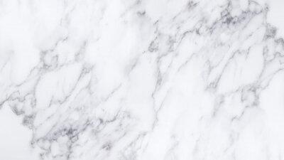 Vinilo Textura y fondo de mármol blanco.