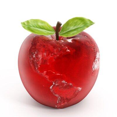 Vinilo Tierra de Apple