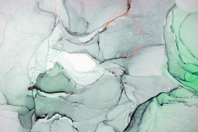 Vinilo Tinta, pintura, abstracta. Primer plano de la pintura. Fondo abstracto colorido de la pintura. Pintura al óleo muy texturizada. Detalles de alta calidad. Tinta de alcohol pintura abstracta moderna, ar