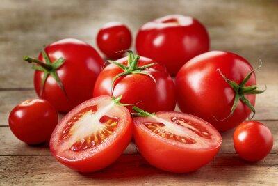Vinilo Tomates rojos frescos