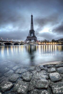 Vinilo Tour Eiffel - París - Francia