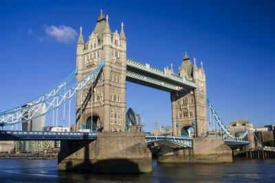 Vinilo Tower Bridge Vista Sur-Este