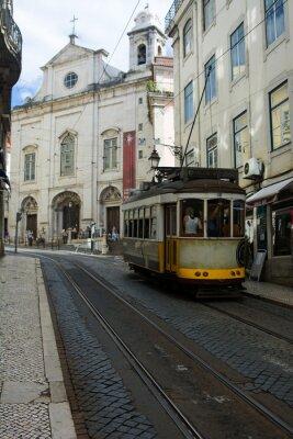 Vinilo Tranvía - Lisbona
