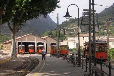 Vinilo Tranvías en Sheders Mallorca España