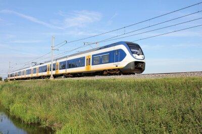Vinilo Tren 02
