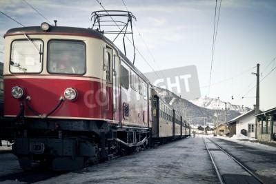 Vinilo Tren