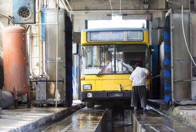 Vinilo Trolley Depot