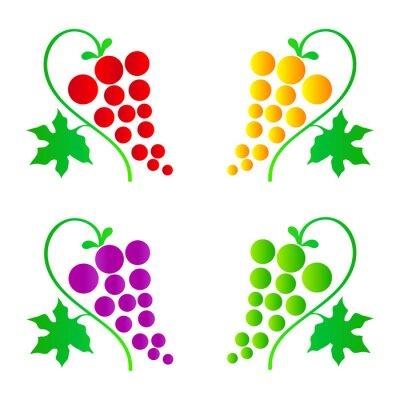 Vinilo uvas