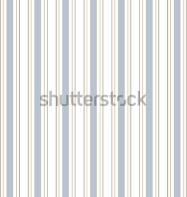 Vinilo Vector abstracto rayas de patrones sin fisuras con rayas de colores. Fondo colorido pastel