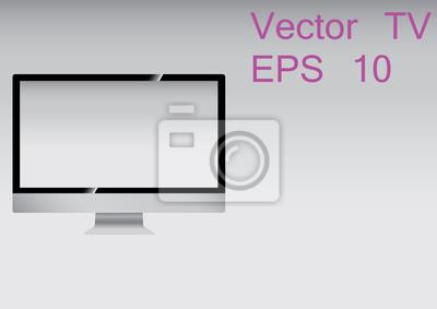 Vinilo Vector TV