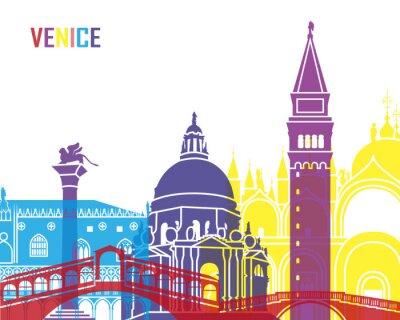 Vinilo Venecia horizonte pop