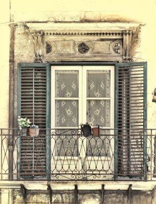 Vinilo Ventana en Palermo