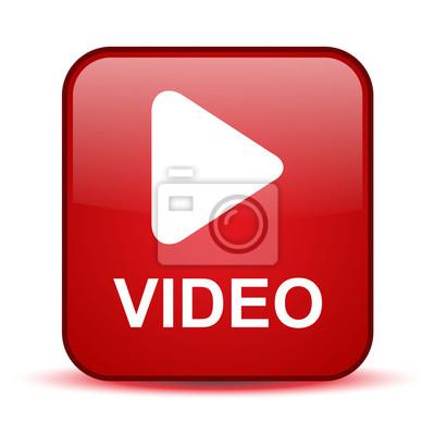 Vinilo Vídeo Juego Botón