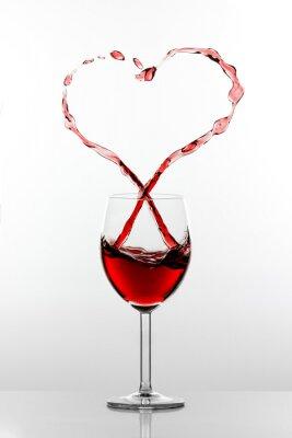 Vinilo Vino Splash