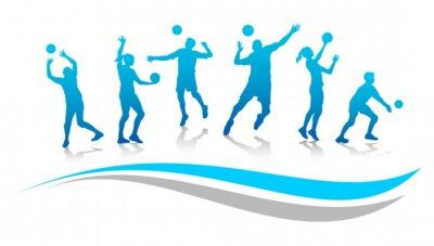 Vinilo Volleyball - 67