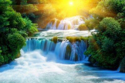 Vinilo Waterfalls Krka