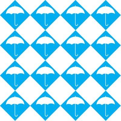 Vinilo White Umbrella