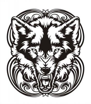 Vinilo WOLF