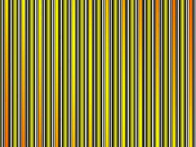 Vinilo Абстрактный желтый фон с полосами.