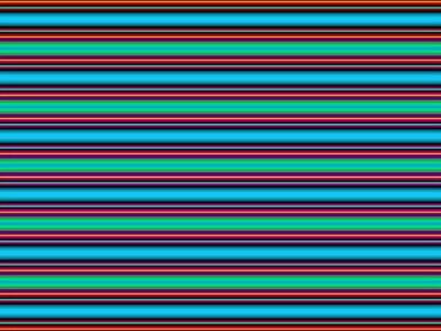 Vinilo Абстрактный яркий фон с полосами.
