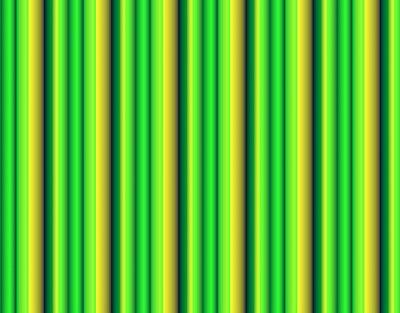 Vinilo Зеленый фон с полосами.