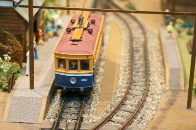 Vinilo 鉄 道 模型