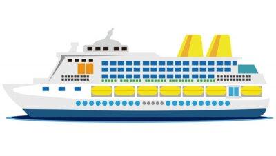 Vinilo 大型 客船