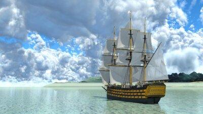 Vinilo 帆船